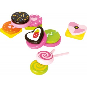 Small Foot Design Wooden Sweets